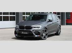 GPower releases custom BMW X5 M F85