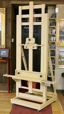 artist easel plans   build crafts general pinterest easels  artists