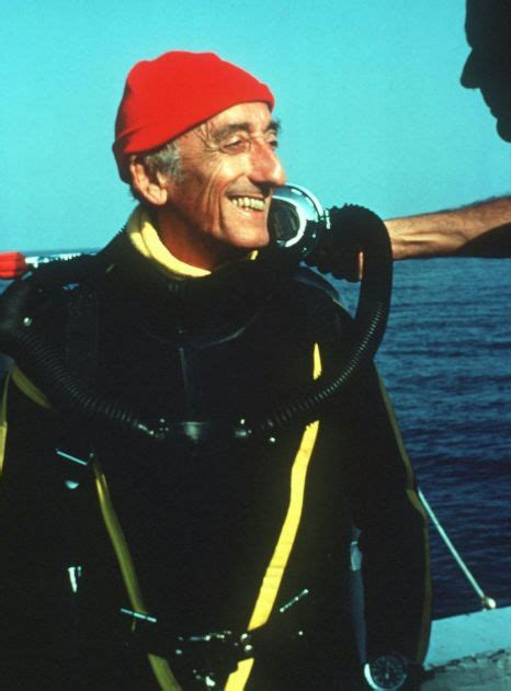 jacques cousteau biography life  french naval officer