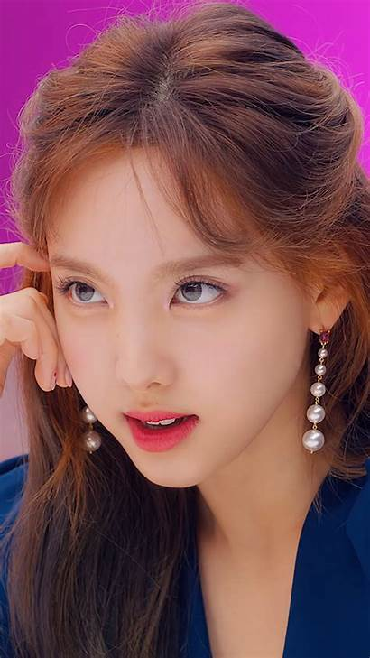 Nayeon Jyp Does Twice Mobile Fake Visuals