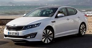Reprise Kia : la kia optima hybride est sobre mais sur quip e 28990 auto moins ~ Gottalentnigeria.com Avis de Voitures