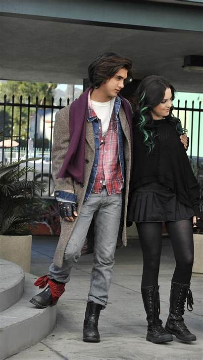 Victorious Jade West Outfits Beck Jogia Avan