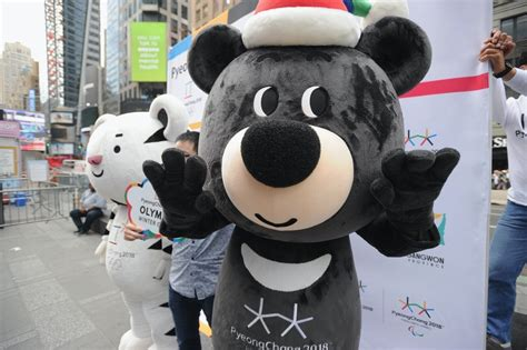 Australia dominated in the pool, china took a clean sweep in the wheelchair. What Does Bandabi Mean? The 2018 Paralympics Mascot Is An Adorable Bear