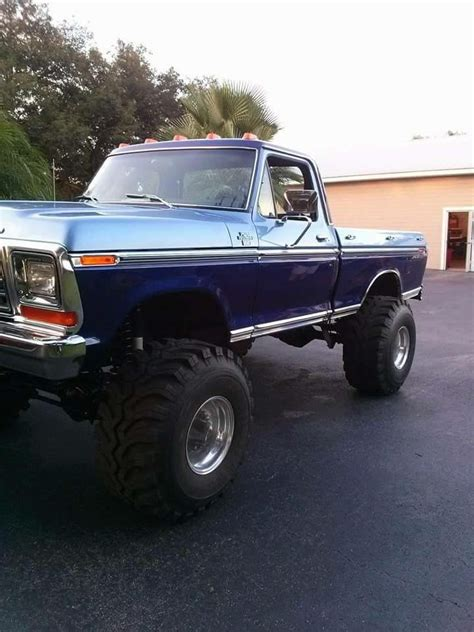Two Tone Trucks by Two Tone Ford Ford Trucks 79 Ford Truck 1979 Ford