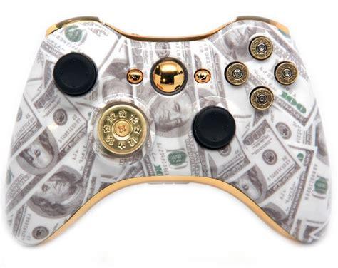 money bullets xbox  modded controller moddedzone