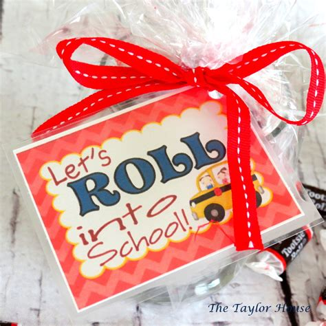 cheap teacher christmas gifts easy and inexpensive back to school gift the house
