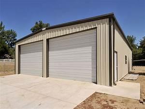 Metal Garage Building  Video Testimonial
