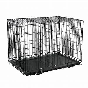masterpawsr extra large wire dog kennel With super large dog kennel