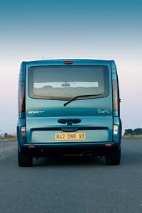 Consommation Renault Trafic : fiche technique renault trafic i 2 0 dci90 l1h1 1000 kg authentique 2010 ~ Maxctalentgroup.com Avis de Voitures