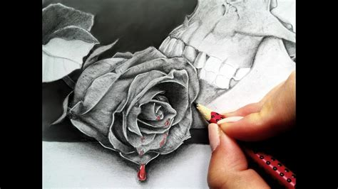 Draw A Real Time Drawing How To Draw A Realistic In Graphite Real Time