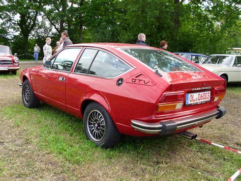 Alfa Romeo Bb by 1979 Alfa Romeo Gtv Photos Informations Articles