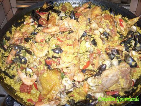 paella maison cr 233 ation gourmande