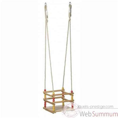 siege balancoire bois balançoire bébé siège bois droit 1504 de toys
