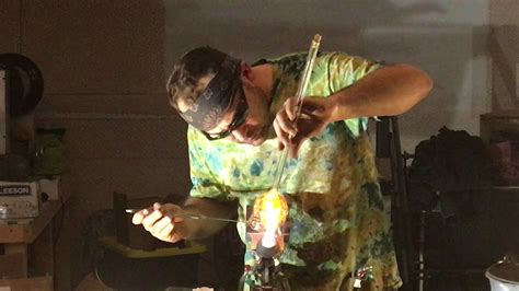 glass blowing  bongzilla party champs show las vegas