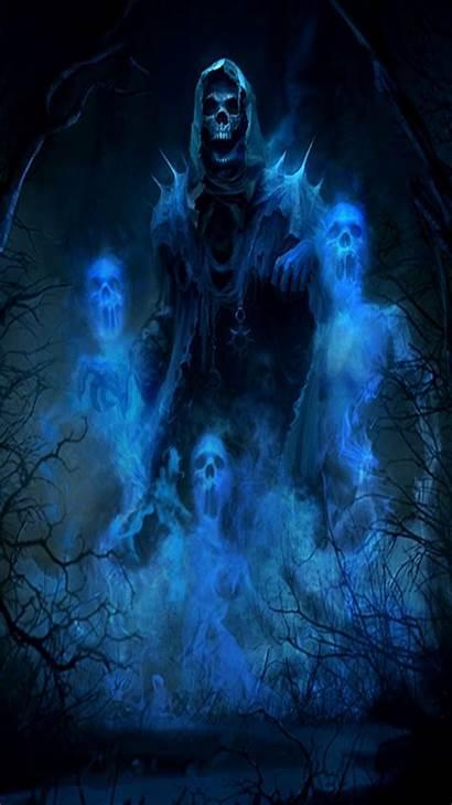 Grim Reaper Badass Tattoo