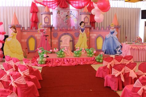 93+ Princess Birthday Party Centerpieces Decorating