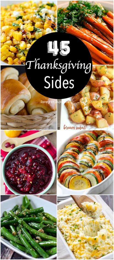 dishes for thanksgiving 45 thanksgiving side dishes
