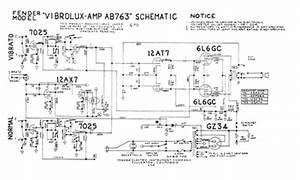 Prowess Amplifiers - Fender - Schematics