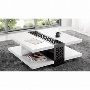 Table Salon Carrée : table basse pas cher les bons plans de micromonde ~ Teatrodelosmanantiales.com Idées de Décoration