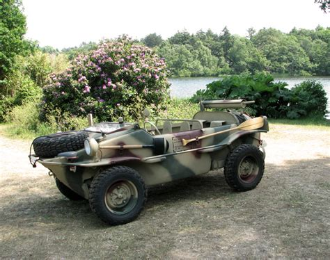 Vw Type  Amphibious Vehicle At Evelyn Simak