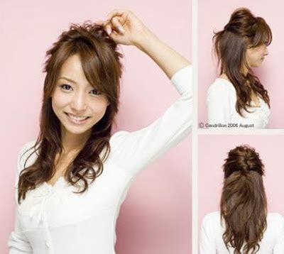 blushberry latest trend japanese hairstyles