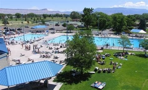 lincoln park moyer pool visit grand junction colorado
