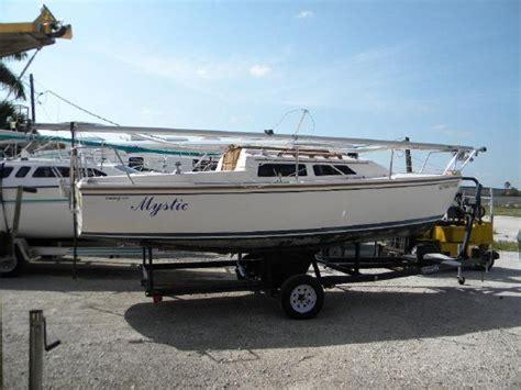 Boat Transport Punta Gorda Fl by 1989 22 Daysailer Weekender Sail