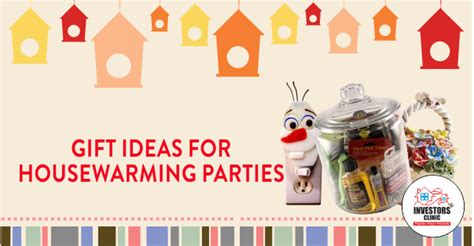 Return Gifts Ideas For Housewarming Party Gift Ftempo