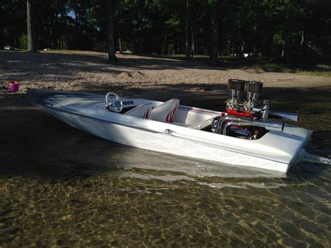 Jet Drive Catamaran For Sale by 1976 Anthony Jet Boat Jet Boat Powerboat For Sale In Michigan