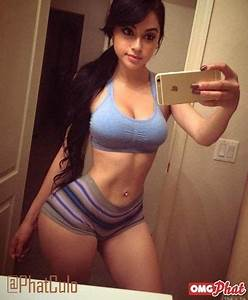 Fresh and exclusive latina teen