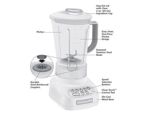 Kitchen Blender Parts by Kitchenaid Mixer Parts Diagram Addition Kitchenaid Blender