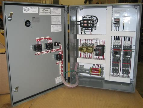 industrialcommercial pump control panels
