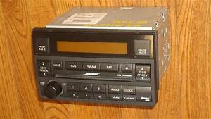 2005 2006 Nissan Altima Oem Bose 6disc Cd Changer Radio Player  28185