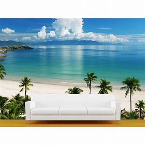 Vinyl wall art beach theme ideas about vinyl wall decor for Beach wall decals