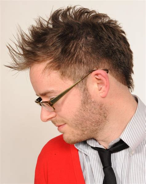 Faux Hawk Hairstyle by Faux Hawk Haircuts For In 2016 Mens Craze