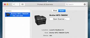 how to use a scanner on your mac os x computer With scan document mac