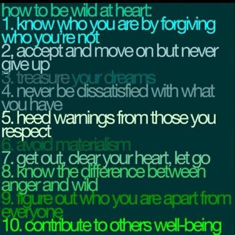 Wild Heart Quotes Pinterest
