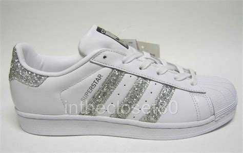 Where To Buy Adidas Superstar 80s Silver Glitter 54313 68b42
