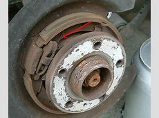 Change the Handbrake Cable on a Volvo V70 AWD Matthews