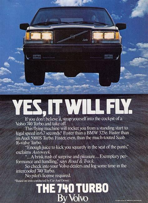 inspiring vintage car ad posters volvo  carros retro