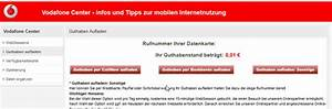Vodafone Rechnung Online Ansehen : vodafone guthaben online aufladen so geht 39 s chip ~ Themetempest.com Abrechnung