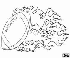 football stencils   print football stencil