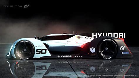 hyundai supercar concept hyundai n 2025 vision gran turismo concept car body design
