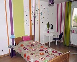 Chambre Fille 8 Ans : idee deco chambre fille 8 ans ~ Teatrodelosmanantiales.com Idées de Décoration