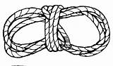 Rope Template sketch template