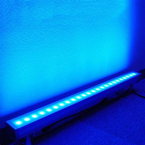 home design exterior app silent mode 24x3w led wall washer ip65 rgb tricolor wash