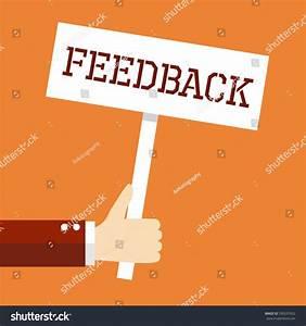 Business Concept Feedback Stock Vector 390297652 ...