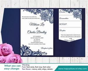 sale printable pocket wedding invitation template set With wedding invitation template for sale