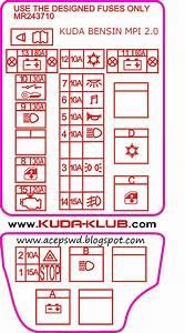 I Love Otomotif   Tips  Gambar Fuse    Sekering Hilang      Don U0026 39 T Worry