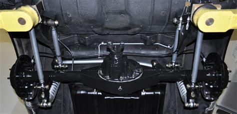 car rear suspension 4 link amc coil over rear suspension systems